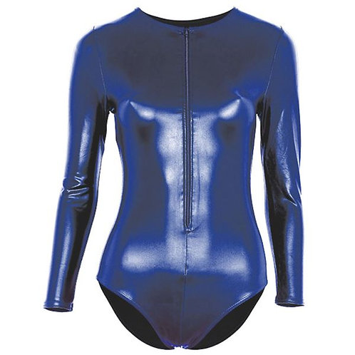 Galaxy Zip Leotard