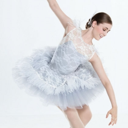 Song of the Swan Ballet Tutu