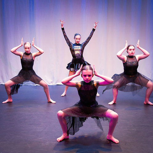 Contemporary Dance (Marymount)