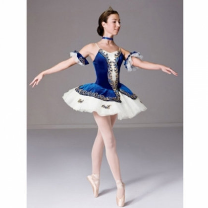 Royal Blue Majestic Tutu