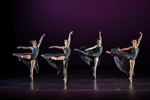 Associates Ballet, Pointe and Classical Conditioning