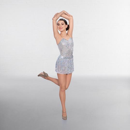 silver-sequin-bodice-fringe-skirt-glitz-
