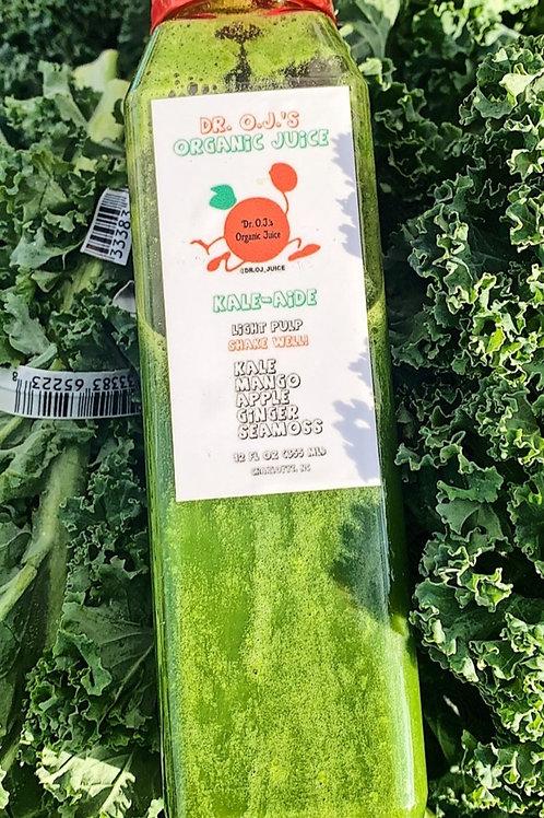 Organic Kale-aide Juice