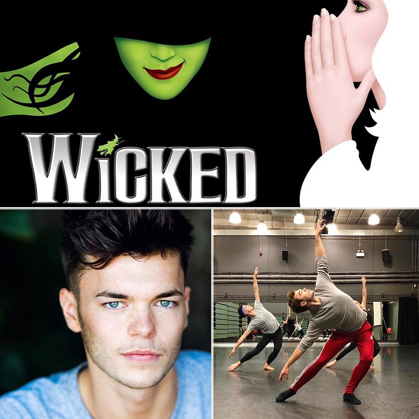 Wicked Musical Theatre Dance Workshop with Joel Cooper
