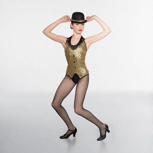 Black & Gold Broadway Classic
