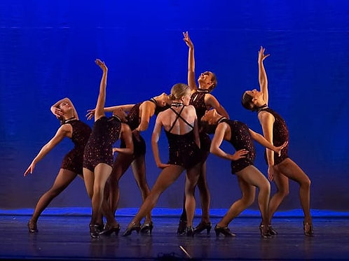 Jazz Dance Company (Grey Court School)