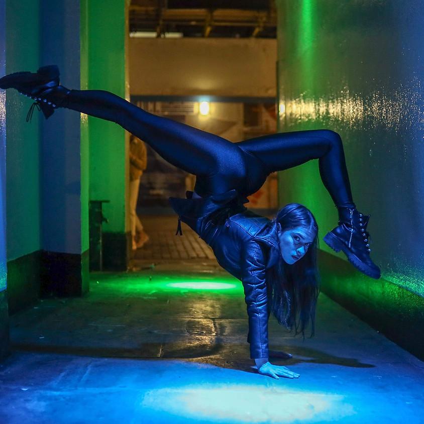 Nasta Kontopidi Dance Workshop