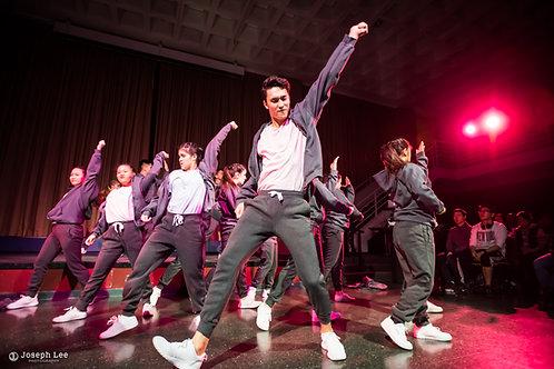 Commercial Dance Company (Twickenham School)
