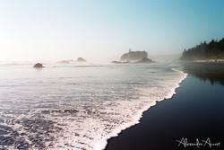 Shi Shi Beach - Etats-Unis