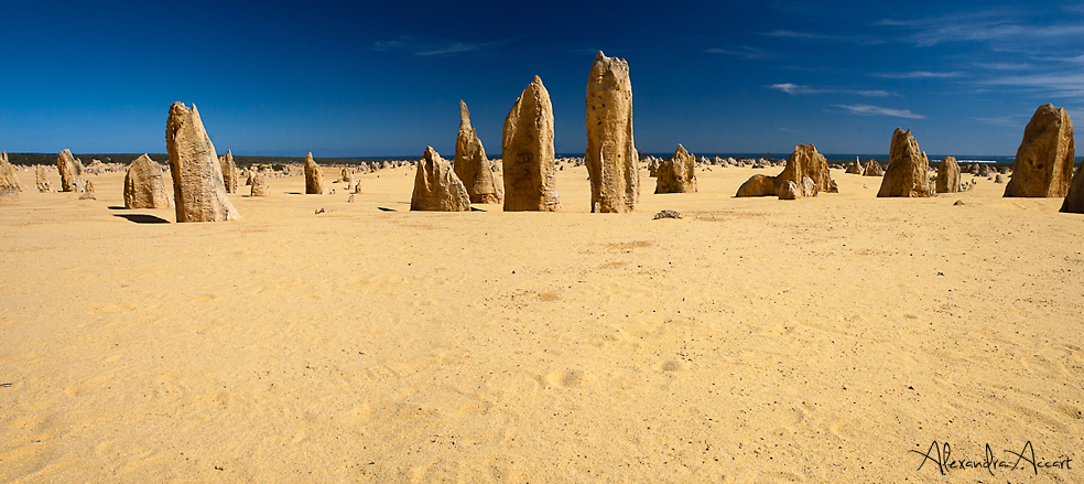 The Pinnacles - Australie