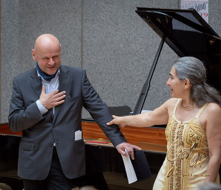 Jörg-Martin Willnauer, Janna Polyzoides