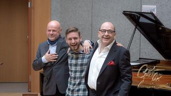 Jörg-Martin Willnauer, Tin Džaferović, Uli Rennert