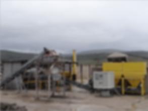 Station de séchage des minéraux Melasco Sarl