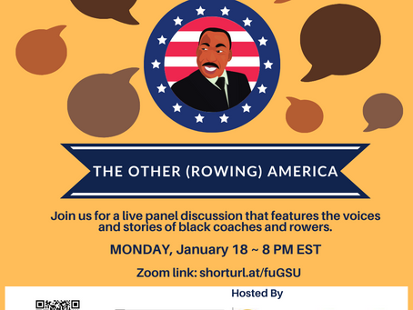 The Meaning of Martin Luther King Jr Day in American Rowing