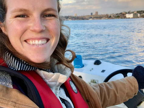 Meet the Team: Zoe Vais, Middle School Program Specialist