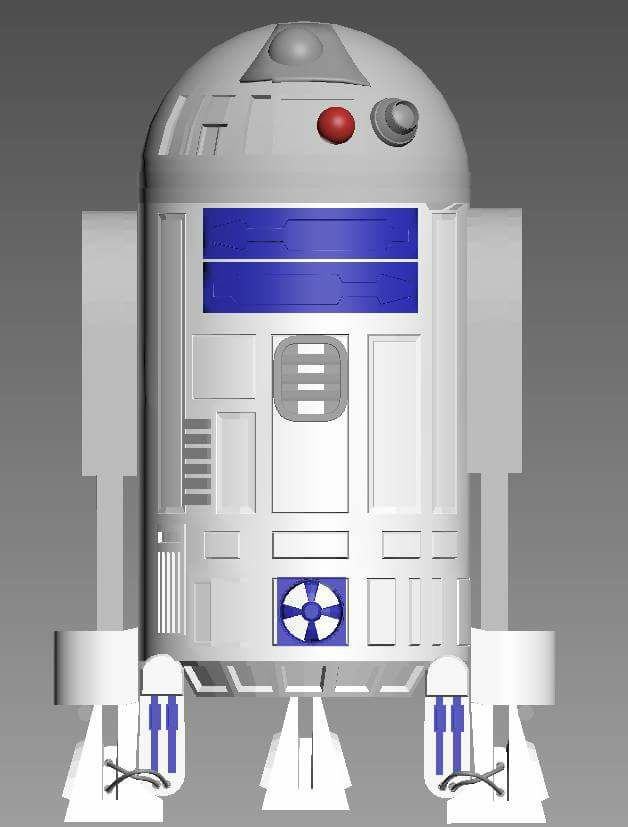 r2d2 icomplete
