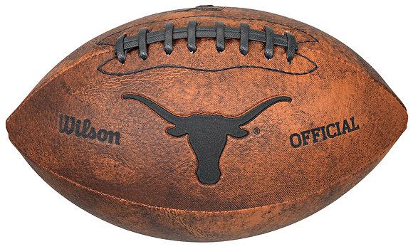 Texas Longhorns Wilson