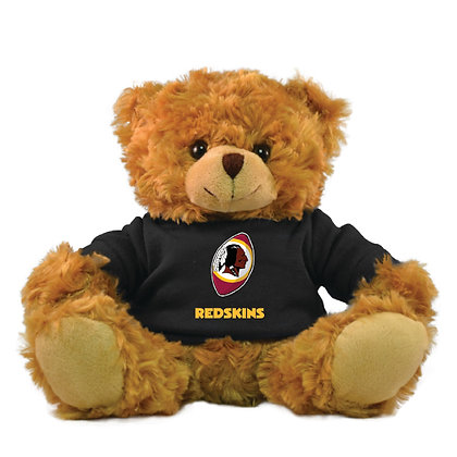 "Washington Redskins 9"" Hoodie Rally Bear"