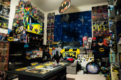 The Batcave.