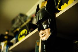 The Masked Manhunter.
