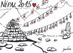 Le Nepal touché par la tragédie