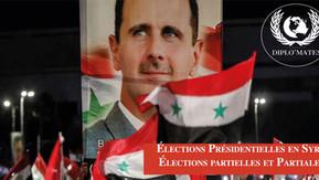 Présidentielle en Syrie – Élection partielle … et partiale ?