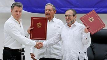 Les FARC, une guérilla colombienne (2/2): enfin la paix en Colombie?