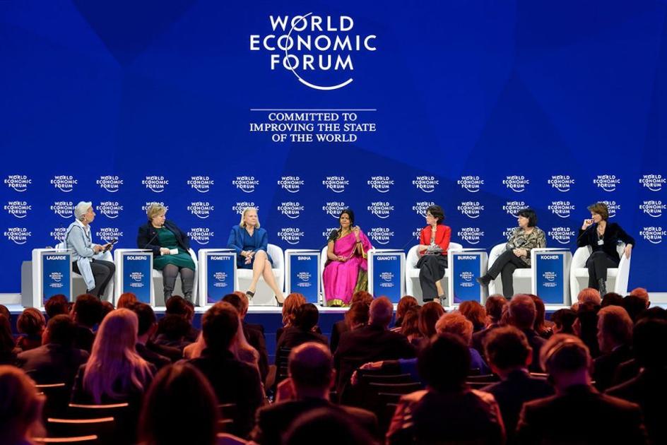 Chroniques de Davos