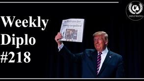 Weekly Diplo #218: semaine du 8 au 14 février