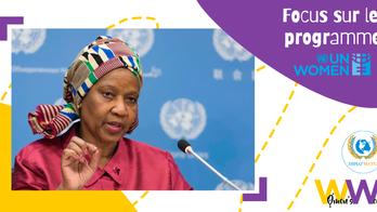 Women's Week 2021: Focus ONU Femmes