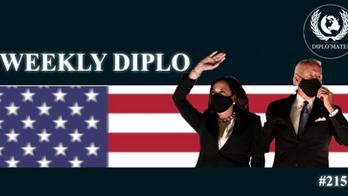 Weekly Diplo #215: semaine du 18 au 25 janvier