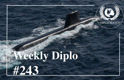 Weekly Diplo #243: semaine du 13 au 19 septembre