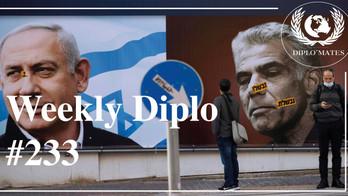 Weekly Diplo #233: semaine du 24 au 30 mai