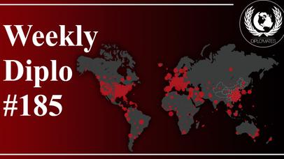 Weekly Diplo #185 (semaine du 23 au 30 mars)