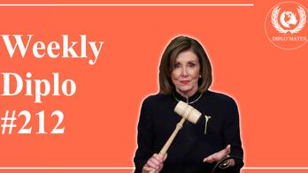 Weekly Diplo #212: semaine du 28 décembre au 3 janvier