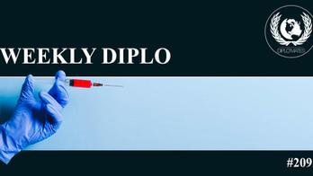 Weekly Diplo #209 : semaine du 7 au 14 décembre