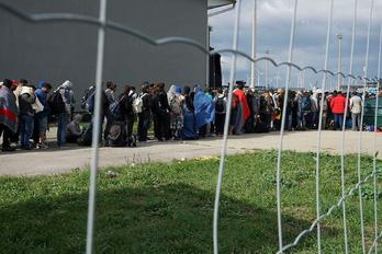 État des lieux des réfugiés en France et en Europe