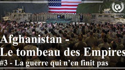 Afghanistan, le tombeau des empires - Épisode 3: la guerre qui n'en finit pas