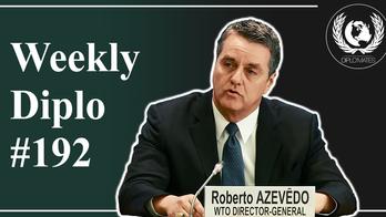 Weekly Diplo #192 (semaine du 11 au 18 mai)