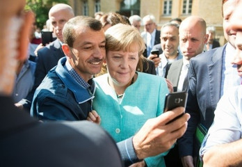 Crise des migrants : dans la tête d'Angela Merkel