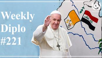Weekly Diplo #221: semaine du 1er au 7 mars