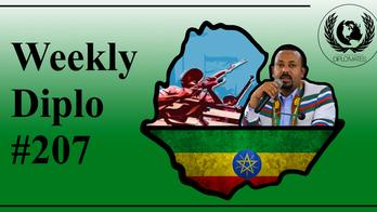 Weekly Diplo #207 : semaine du 16 au 23 novembre