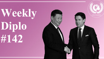 Weekly Diplo #142 (semaine du 18 au 24 mars)