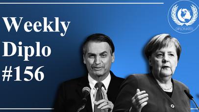 Weekly Diplo #156 (semaine du 24 juin au 1er juillet)
