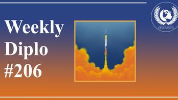 Weekly Diplo #206 : semaine du 9 au 16 novembre