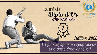 La photographie en géopolitique, une arme émotionnelle ?