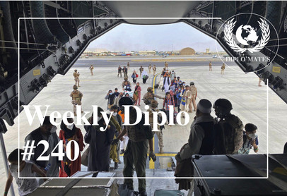 Weekly Diplo #240: semaine du 23 au 29 août