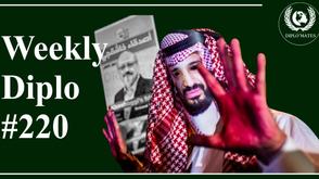 Weekly Diplo #220: semaine du 22 au 28 février