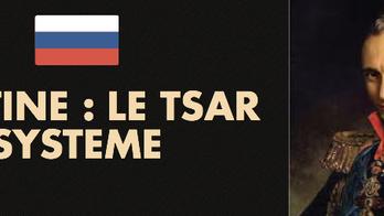 Poutine : le tsar système