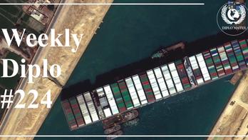 Weekly Diplo #224: semaine du 22 au 28 mars